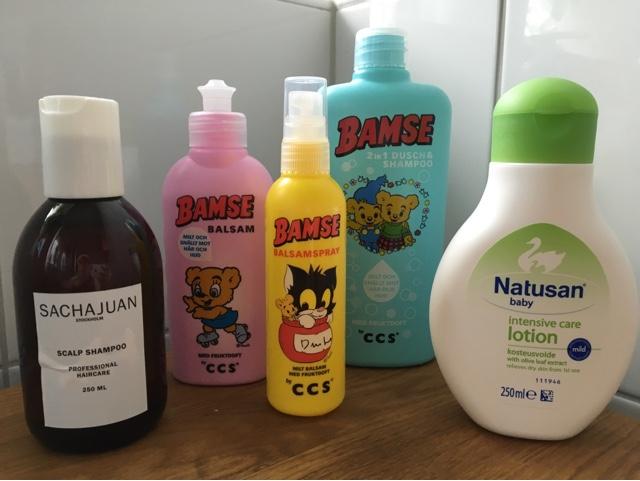 schampo utan citronsyra
