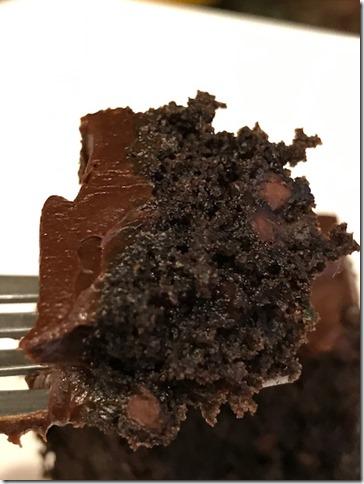Gluten Free Chocolate Zucchini Cake 2-15-18