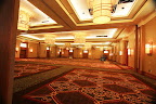 Expect a party or two to be planned for this ballroom.