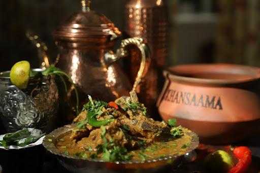 Khansaama Food menu 1