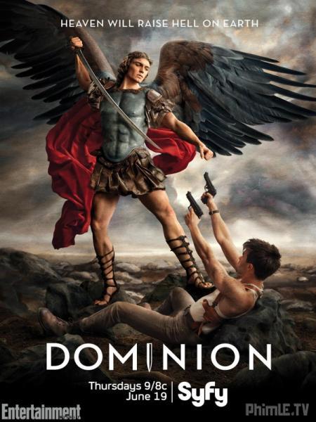 Phim Ác Thần - Phần 2 - Dominion Season 2 - VietSub