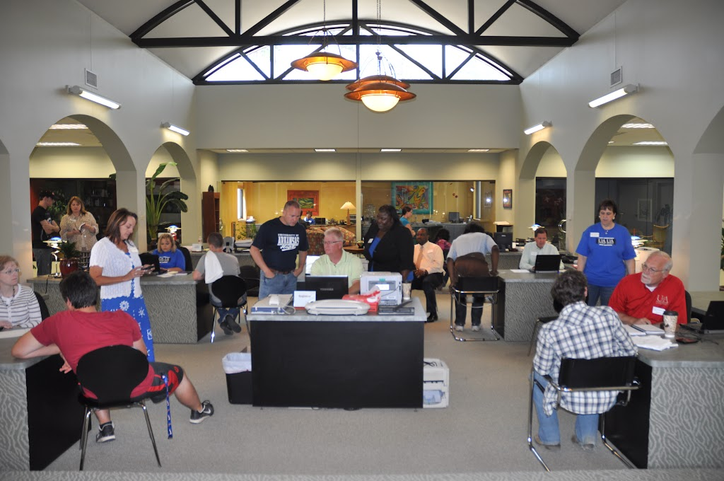 Genoa Central, Fouke, and Arkansas High visit UACCH-Texarkana - DSC_0092.JPG