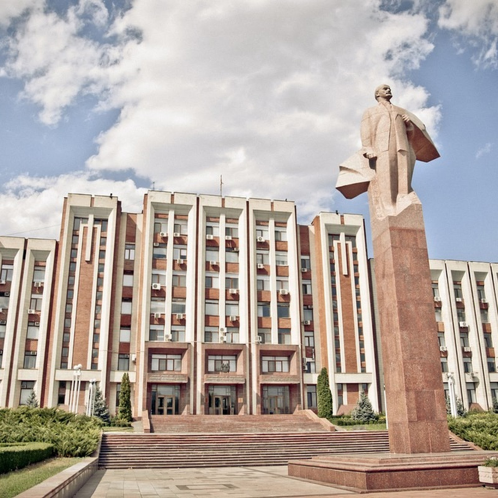 Transnistria, The Country That Doesn't Exist