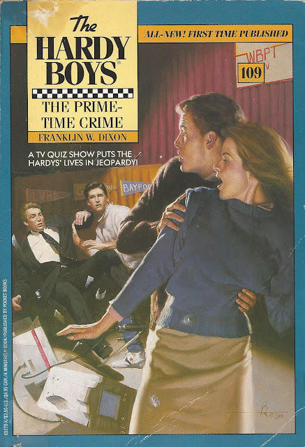 The Prime-Time Crime cover