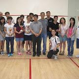 2012第二次壁球排名賽