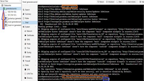 Cara Merubah atau Mengganti VMID di VM Proxmox VE