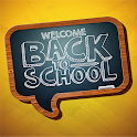 Flashcards Kids - Back to school icon