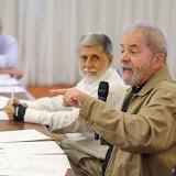 Reunião do Conselho do Instituto Lula