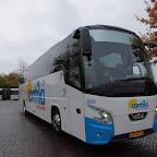VDL Futura van Contiki Holidays bus 1205