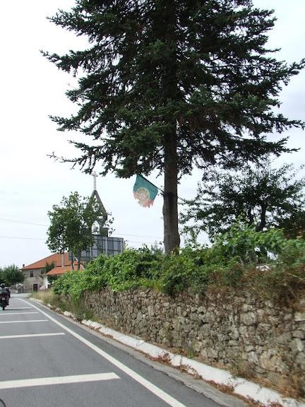 Indo nós, indo nós... até Mangualde! - 20.08.2011 DSCF2311