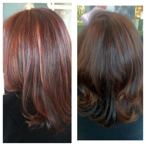 Redken Haircolor vs. Keune Haircolor | hairCOLOUR faceCOLOUR by