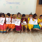 Janmashtami Celebration at Witty World, Bangur Nagar (2016-17)