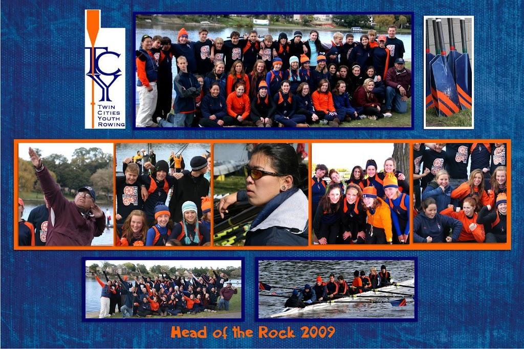 HOT Rock 2009 Poster