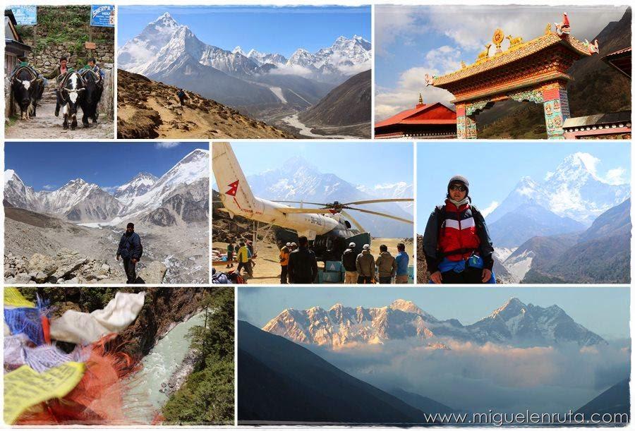Parque Nacional de Sagarmatha, Nepal, otra de las maravillas naturales del mundo