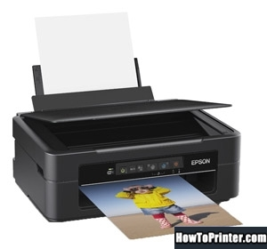 Reset Epson XP-212 printer Waste Ink Pads Counter