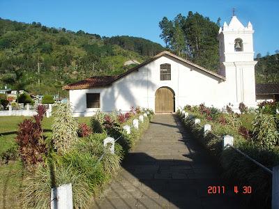 älteste Kirche von Costa Rica in Orosi