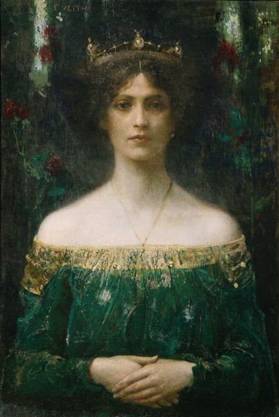 Eduard Veith - The King`s Daughter