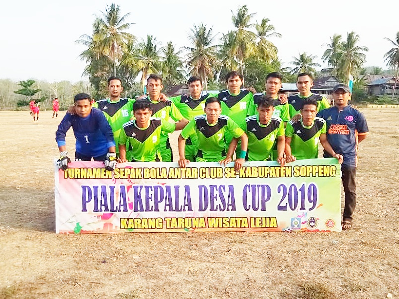 Suporter Puas dengan Perkembangan Lajoa FC di Bawah Arahan Akbar Panorama
