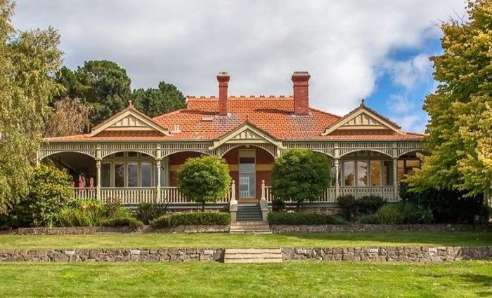 Tasmanian Federation home, Cooinda for sale