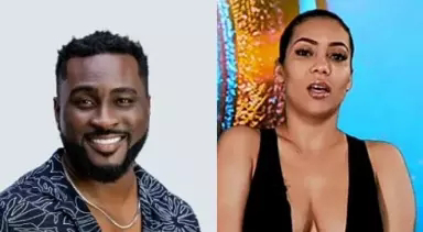 Try Not To Get A Slap From Me – Maria Warns Pere After He Told Her She's The Only One He's Had A Hard-on For