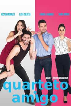 Capa Quarteto Amigo Torrent