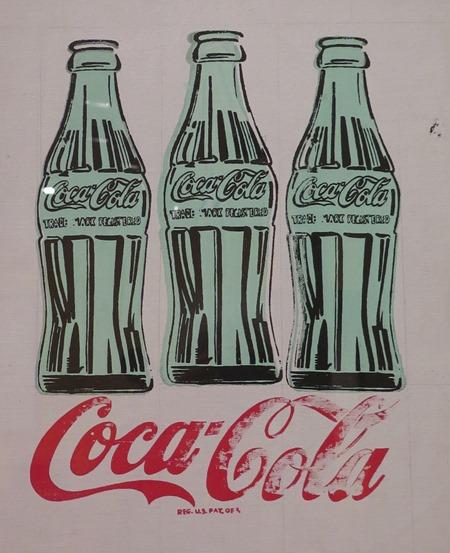 andy warhol_coca cola