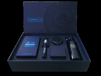 Tecno camon cx Unboxing