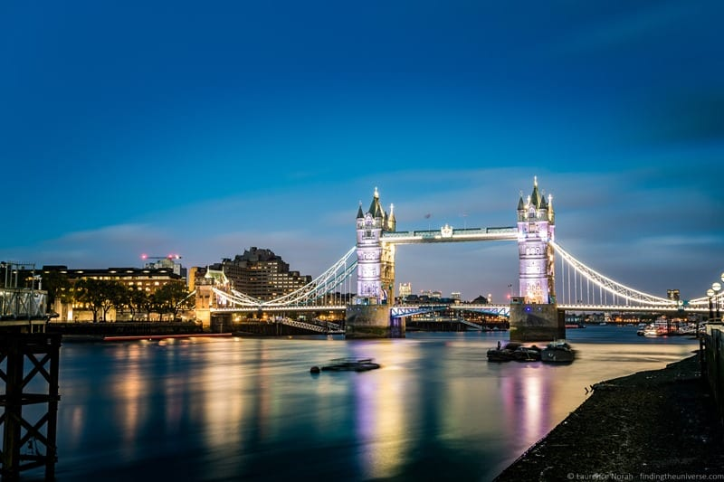 Tower Bridge London Two Day Itinerary