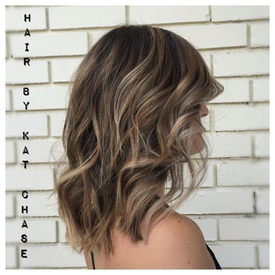 2018 Medium Length Haircuts for Teens - Medium haircuts 1