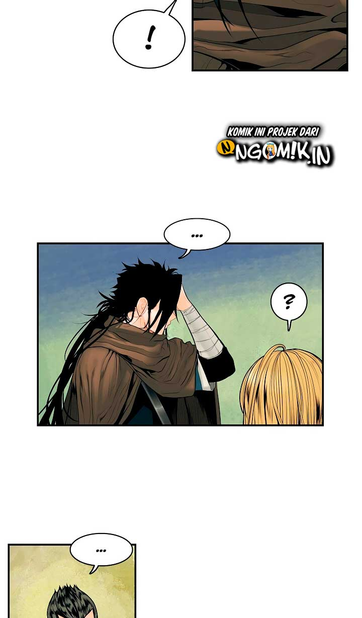 MookHyang - Dark Lady: Chapter 13 - Page 43