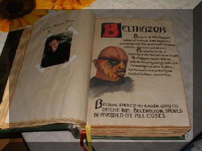 Book Of Shadows 5, Book Of Shadows