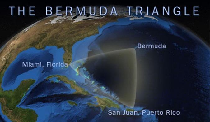 Os cientistas finalmente agravaram o grande mistério do triangulo das Bermudas 01