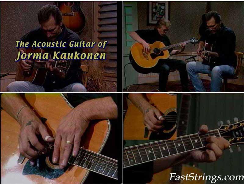 The Acoustic Guitar of Jorma Kaukonen (Vol. 1)