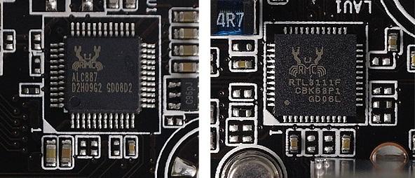 звуковая микросхема