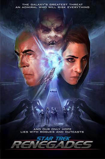 Kẻ Phản Bội - Star Trek: Renegades (2015)