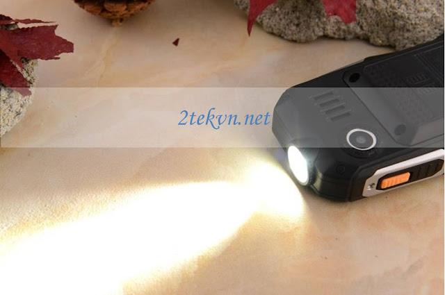Land rover C12 đèn pin siêu sáng