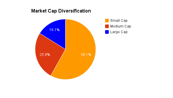 Market Cap Diversification