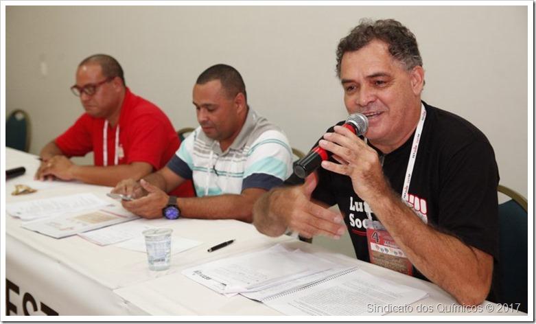 4º Congresso da Fetquim.