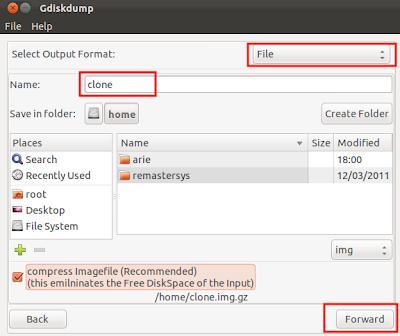 dd6 Cara Mudah Kloning Harddisk Ubuntu Dengan Gdiskdump 0.8