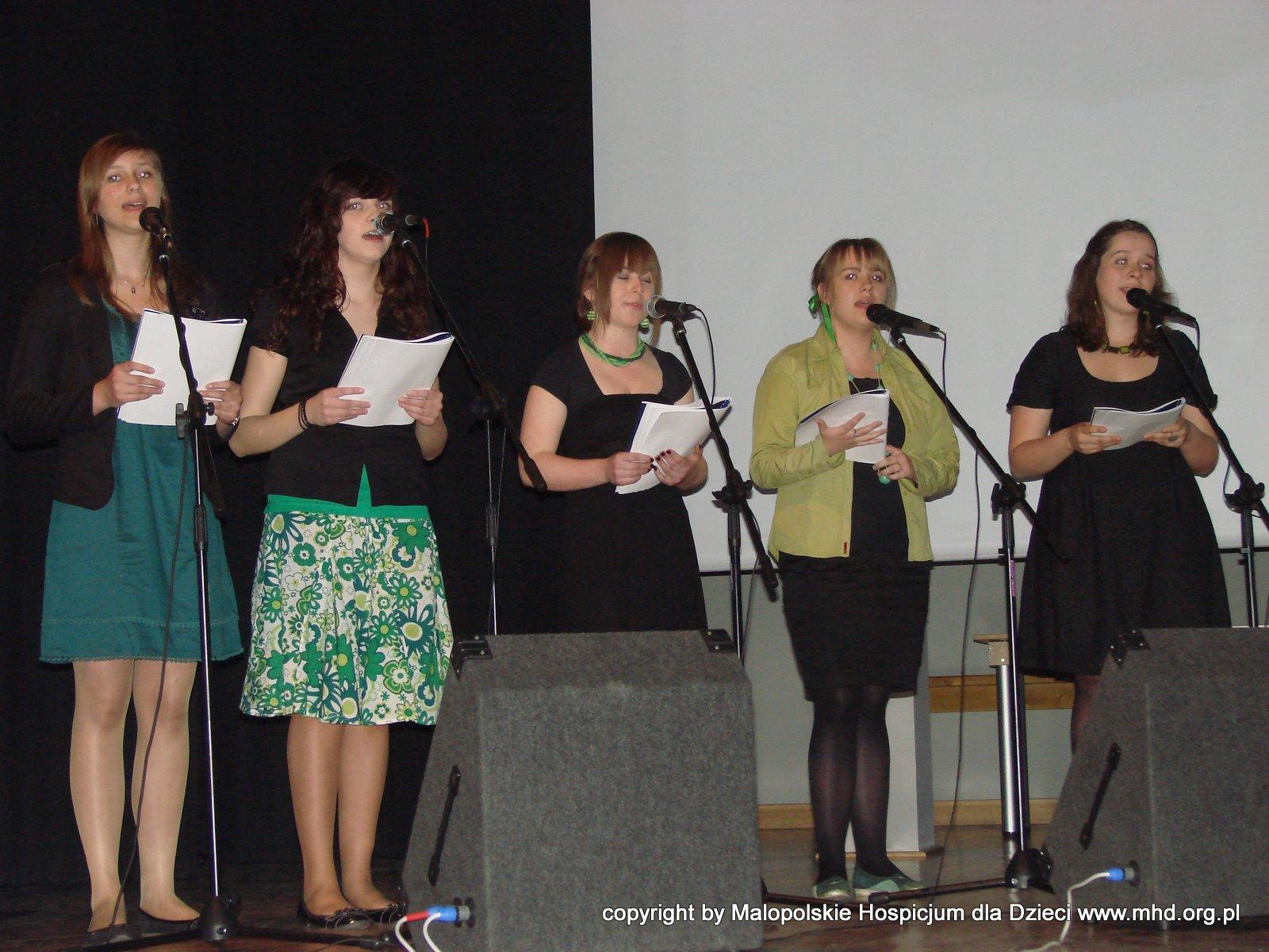Koncert muzyki Starego Dobrego Małżeństwa. Łagiewniki 2009