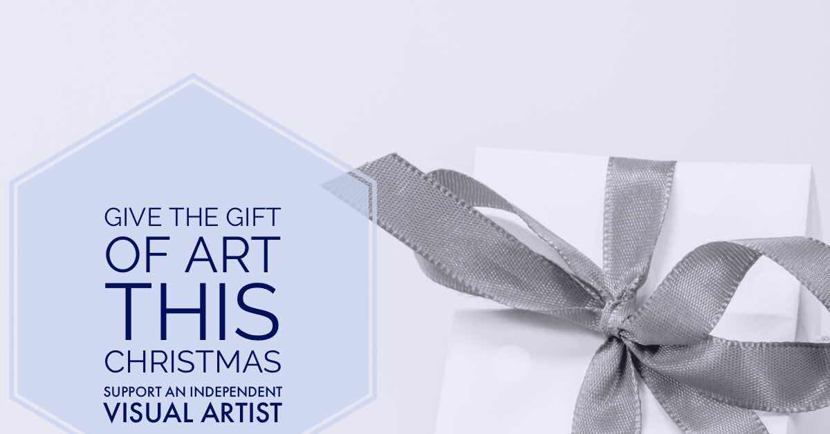 art for Christmas independent artists