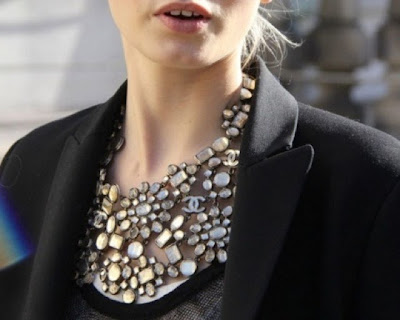 Bijoux tendance automne hiver bijoux XXL