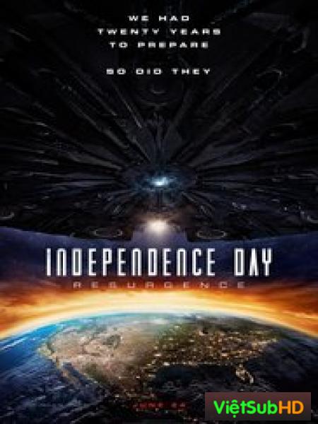 Ngày Độc Lập 2: Sự Hồi Sinh