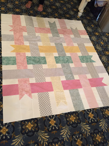 Elaine's Ribbon Box Quilt