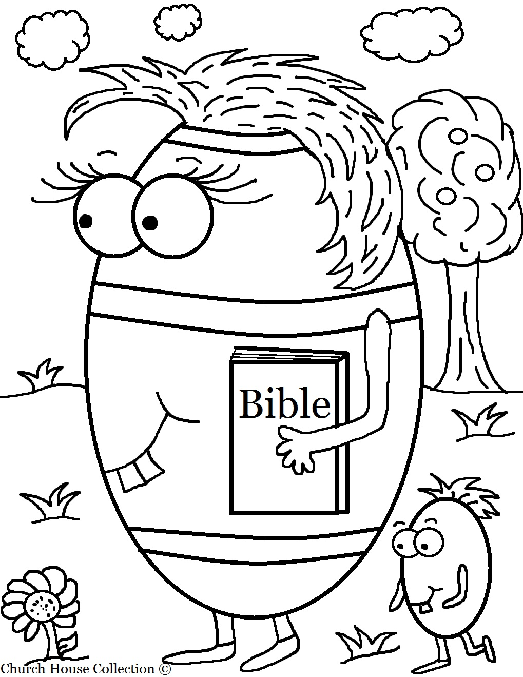 - Christian Coloring Pages Free Printable