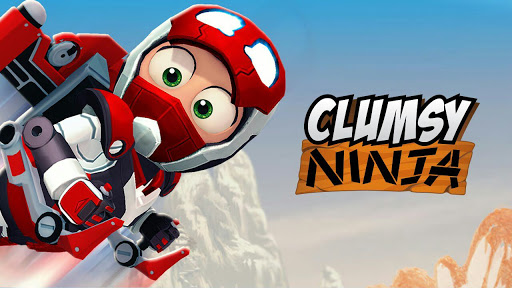 Clumsy Ninja APK OBB Data