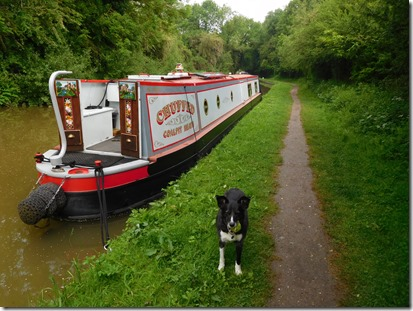 1 wilmcote mooring