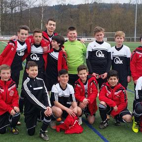 19.03.2016 D-Jugend Vorrundensieger