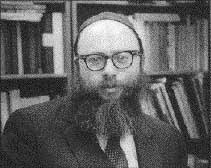 Rabbi Aryeh Kaplan Portrait