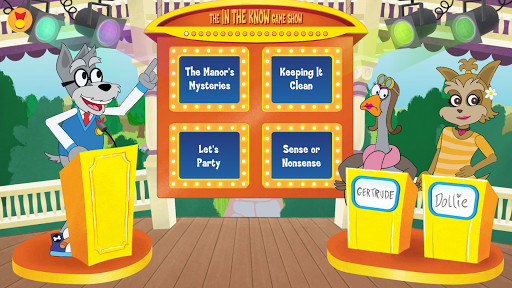 Sir Dapp! Game Show - screenshot